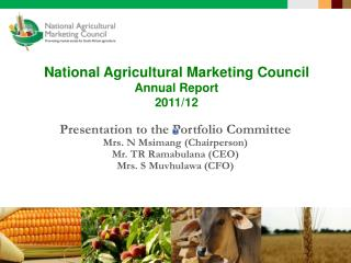 National Agricultural Marketing Council Annual Report  2011/12