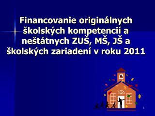 Legislatívny  rámec  fiškálnej decentralizácie :