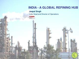 Jaspal Singh India Head and Director of Operations