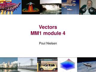 Vectors MM1 module 4