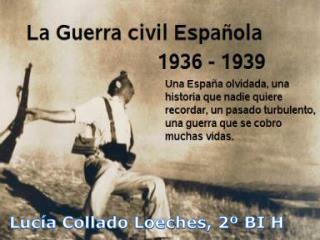 Lucía Collado Loeches, 2º BI H