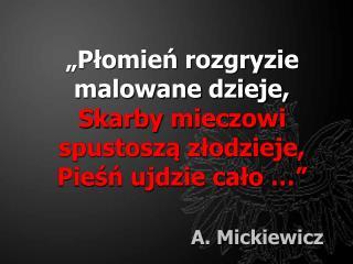 """""""Wolność nie jest darem, ma krople potu."""" Zbigniew Jerzyna"""