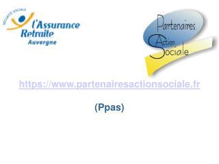 https://partenairesactionsociale.fr (Ppas)