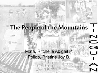 The People of the Mountains