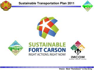 Sustainable Transportation Plan 2011