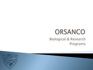 ORSANCO