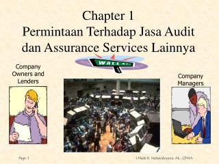 Chapter 1 Permintaan Terhadap Jasa Audit dan Assurance Services Lainnya