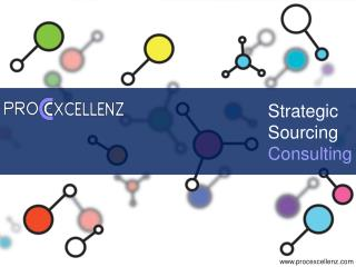 Strategic Sourcing  Consulting