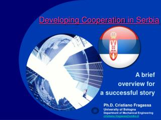 Developing Cooperation  in Serbia