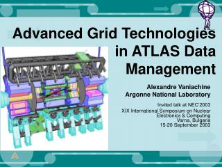 Advanced Grid Technologies in  ATLAS  Data  Management