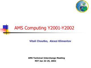 AMS Computing Y2001-Y2002