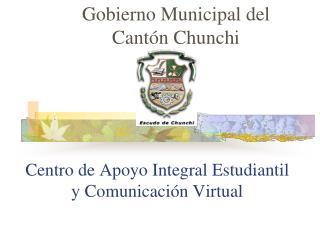 Centro de Apoyo Integral Estudiantil y Comunicación Virtual