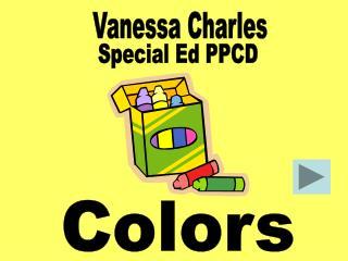 Vanessa Charles