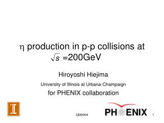 production in p-p collisions at =200GeV