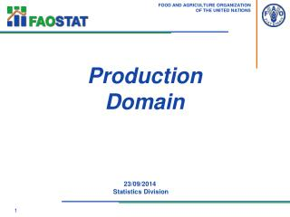 Production Domain