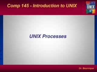 UNIX Processes