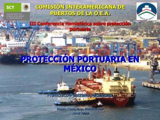 COMISIÓN INTERAMERICANA DE PUERTOS DE LA O.E.A.