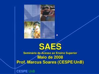 CESPE UnB