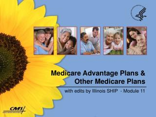 Medicare Advantage Plans & Other Medicare Plans