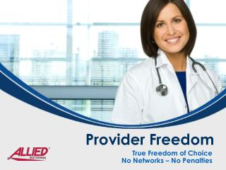 Provider Freedom