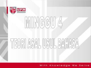 MINGGU 4
