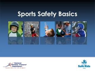Sports Safety Basics