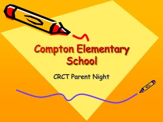 Compton Elementary School