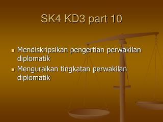 SK4 KD3 part 10
