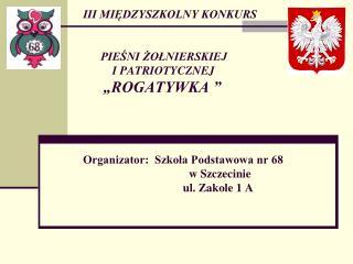 i  tamburmajora st.chor.szt. Mariusza Sekulskiego.