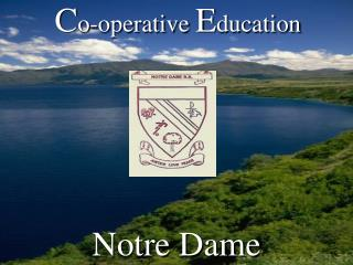 C o-operative  E ducation
