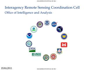Interagency Remote Sensing Coordination Cell