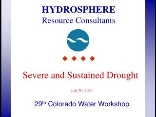 HYDROSPHERE Resource Consultants