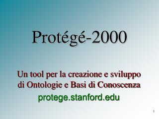 Protégé-2000