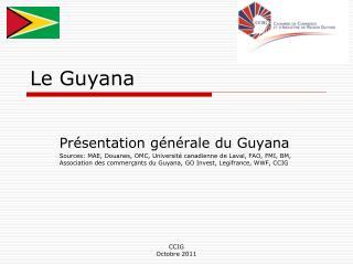 Le Guyana