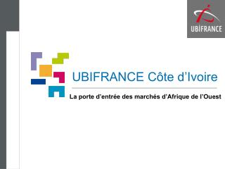 UBIFRANCE Côte d'Ivoire