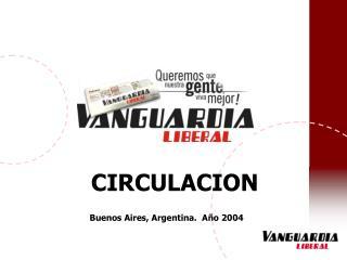 Buenos Aires, Argentina.  Año 2004