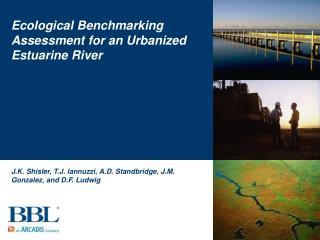 Ecological Benchmarking Assessment for an Urbanized Estuarine River