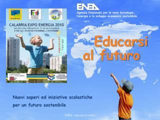 Agenzia Nazionale per le nove tecnologie, l'energia e lo sviluppo economico sostenibile