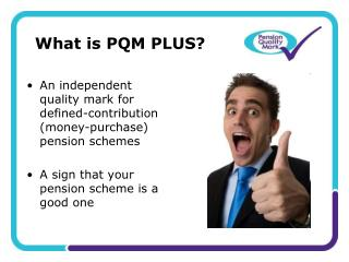 What is PQM PLUS?