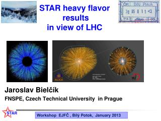 Jaroslav Biel ?� k FNSPE,  Czech  Technical  University   in  Prague