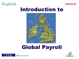 Introduction to     Global Payroll