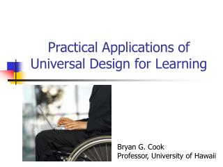 Practical Applications of Universal Design for Learning