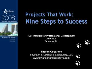 Projects That Work: Nine Steps to Success