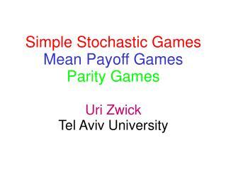 Uri Zwick