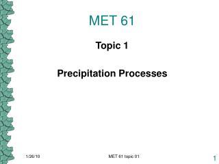 MET 61