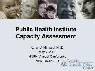 Public Health Institute Capacity Assessment