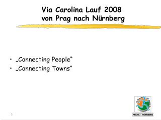 """Connecting People"" ""Connecting Towns"""