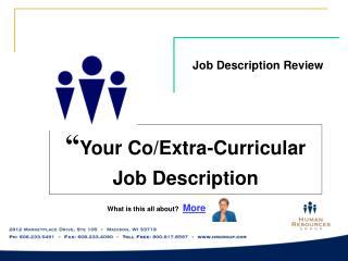 Job Description Review