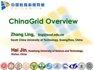 Hai Jin ,  Huazhong University of Science and Technology, Wuhan, China