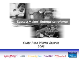 Santa Rosa District Schools 2008
